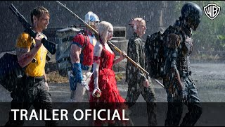 Tráiler Latino The Suicide Squad