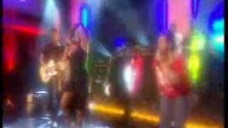 Good Luck LIVE! Basement Jaxx feat.  Lisa Kekaula