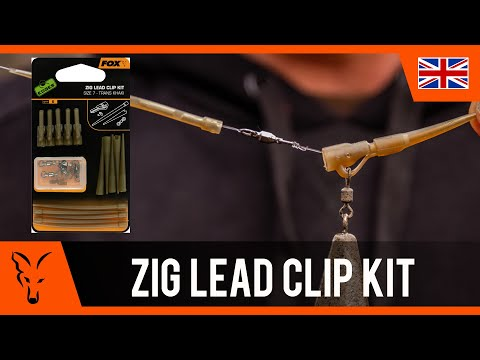 5922ad9d1477b    CARP FISHING TV    ZIG RIG LEAD CLIP KIT