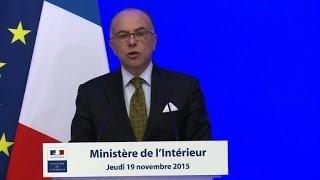 """""""Rôle déterminant"""" d'Abaaoud dans les attentats de Paris"""