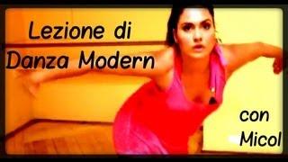 Come si balla: Danza Modern e Contemporanea - Coreografia e lezioni per ballare come professionisti