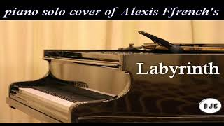 Alexis Ffrench   Labyrinth (piano Solo Cover )