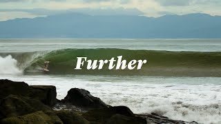 "SURFER Magazine presents ""Further"": A Costa Rican adventure with Brett Barley and Ryland Rubens"