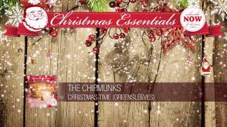 The Chipmunks  - Christmas Time (Greensleeves)  // Christmas Essentials