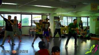 Dani's Keep it Movin by 50 Cent  ( Master Class )