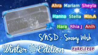 [Winter Edition] SNSD - Snowy Wish