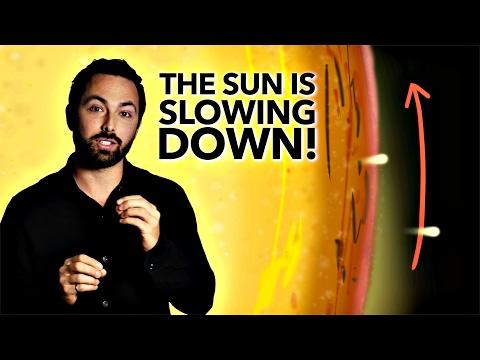 Proč se Slunce zpomaluje?