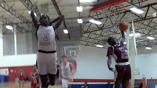Team Harden 16U Tiqarius Harper SHOWS OUT @ Inspire Courts | TEAM RAW FOOTAGE