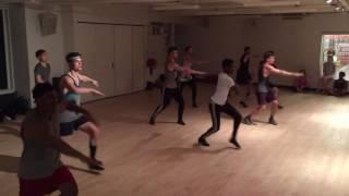 "Lizz Picini Choreography ""It's Raining Men"""