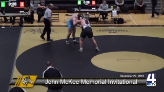Rochester Varsity Wrestling McKee Invite