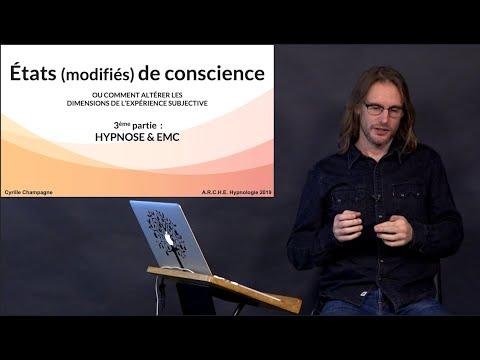 , title : 'Hypnose et Etats Modifiés de Conscience - Hypnologie 2019 : Etats (modifiés) de conscience.'