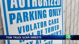 CHP: Illegal tow truck scam impacted 250 people, possibly more