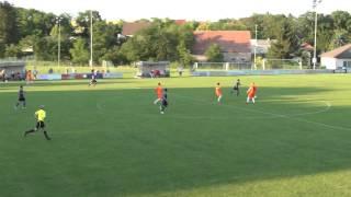 preview picture of video 'Laszlo Kun trifft in der 80. Minute zum 2:0 für Steinbrunn.'