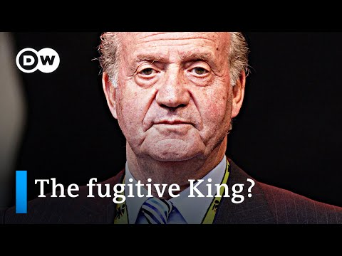 Former Spanish King Juan Carlos 'leaves Spain' amid corruption investigations | DW News