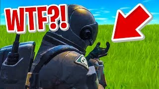INVISIBLE GUN GLITCH in Fortnite Battle Royale