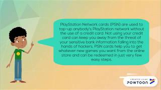 How to Add funds into your Playstation network wallet using PSN Cards.