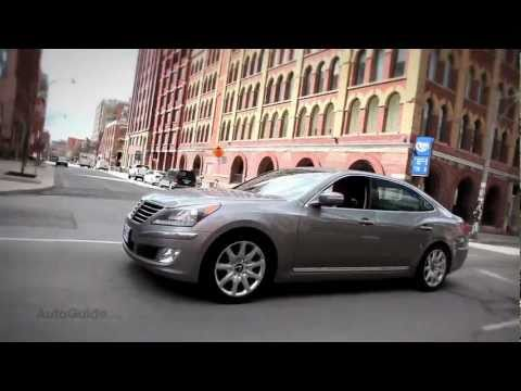 Hyundai Equus 2011 Review - Impressive new Hyundai won't scare established marques