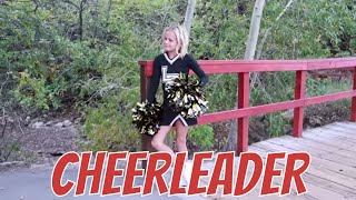 REESES BIG DAY | CHEER PICTURES | THE LEROYS