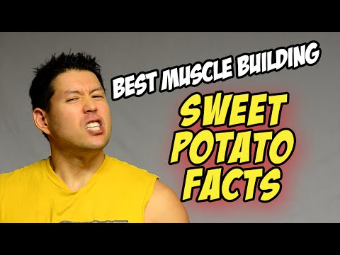 Sweet Potato Nutrition Facts for Building Muscle