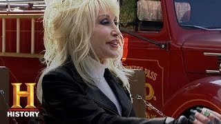 American Pickers: Danielle Meets Dolly Parton | History