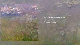 Waltz in A-flat major, B. 21