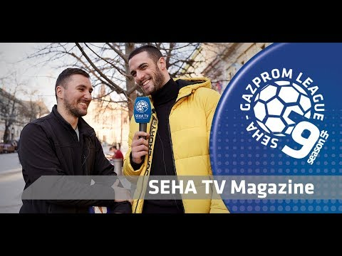 7th SEHA TV Magazine