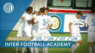 HIGHLIGHTS   EVERY GOAL FROM INTER YOUTH SECTOR!   Inter Football Academy