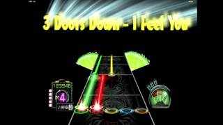 3 Doors Down - I Feel You 100% FC / Guitar Hero 3 Custom Song (PC)