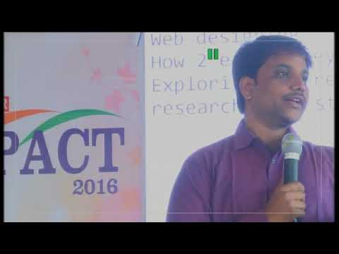 Online Money|Sai Satish|TELUGU IMPACT Karimnagar 2016