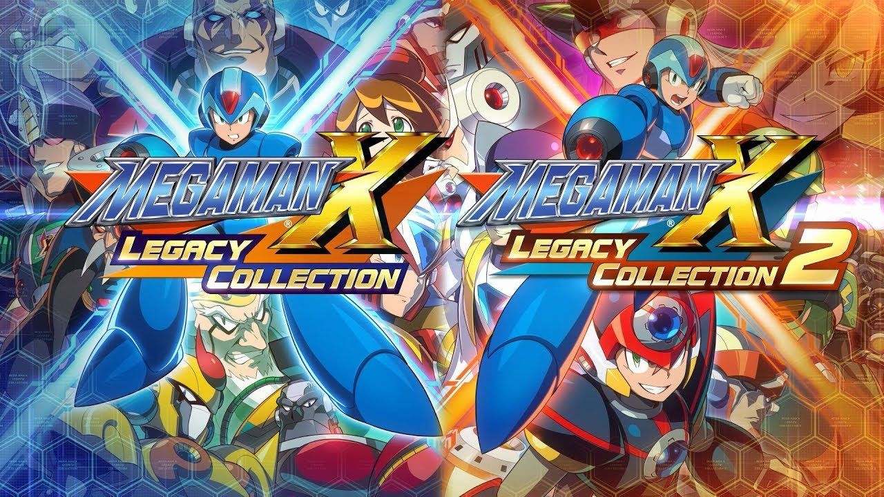 Mega Man X Legacy Collection 2 [STEAM] video
