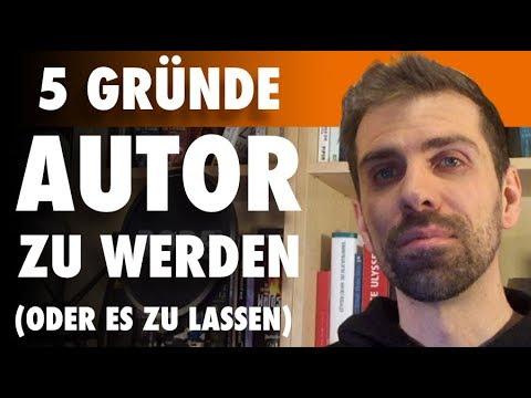 Warum du besser kein Autor werden solltest 🙈