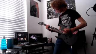 Disciple - The Ballad Of St. Augustine guitar cover