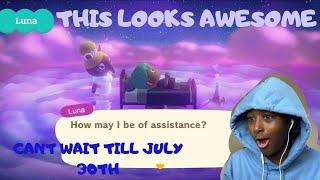 Animal Crossing: New Horizons Summer Update – Wave 2 | REACTION!!