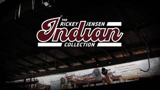 The Rickey Jensen Indian Collection // Mecum Motorcycles 2019