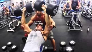 2015 Aspiring Aesthetic Body Building Motivation- Let it go