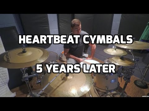 Heartbeat Cymbal Review  – 5 Years Later