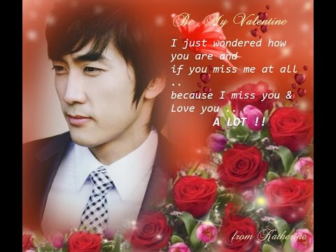 Song Seung Heon ~Happy Valentine's Day  2015