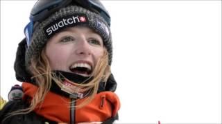 Champion Swiss snowboarder Estelle Balet dies in avalanche