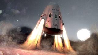 Путь на МАРС! Жизнь на Марсе. Космическое переселение человечества! Проект - ЭкзоМарс