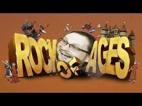 ГОНЯЕМ КАМЕННОГО ЛЫСОГО ► Rock of Ages 2 #1