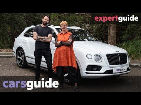 Bentley Bentayga 2019 review: V8