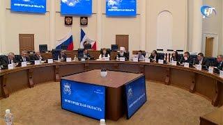 Состоялось собрание обновленного состава Консультативного совета при губернаторе области