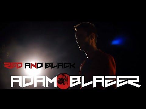 Adam Blazer - Adam Blazer - Red and Black