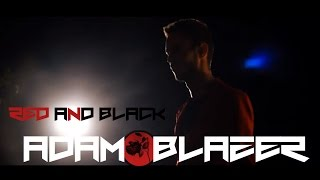 Video Adam Blazer - Red and Black