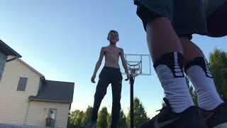 Basketball 1v1 With JerrySpice!! Loser Has To???