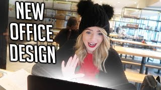 Download Youtube: REACTING TO NEW OFFICE DESIGN!