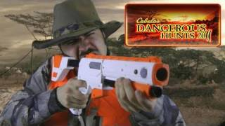 Cabelas Dangerous Hunts 2011 Angry Review