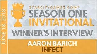 SCGINVI - Winner's Interview with Aaron Barich [Standard/Modern]