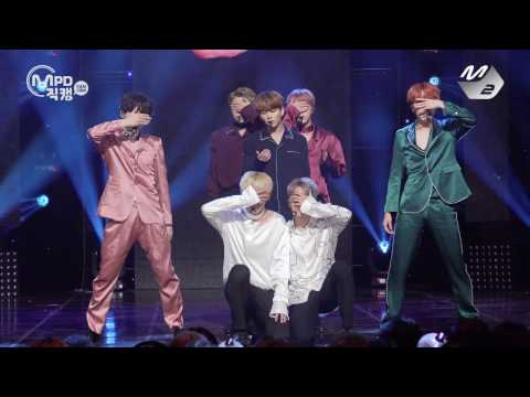 Video] (MPD FANCAM) BTS at Mcountdown [161020] |