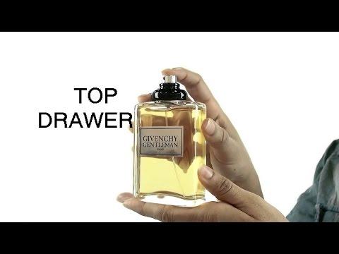 Givenchy Gentleman (1974) – Review – OG Masterpiece – transparent leather